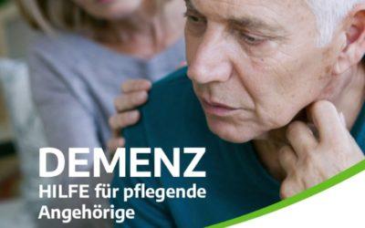 Demenz –  Hilfe für pflegende Angehörige